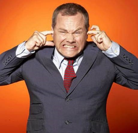 As best man you are not competition for Jack Dee